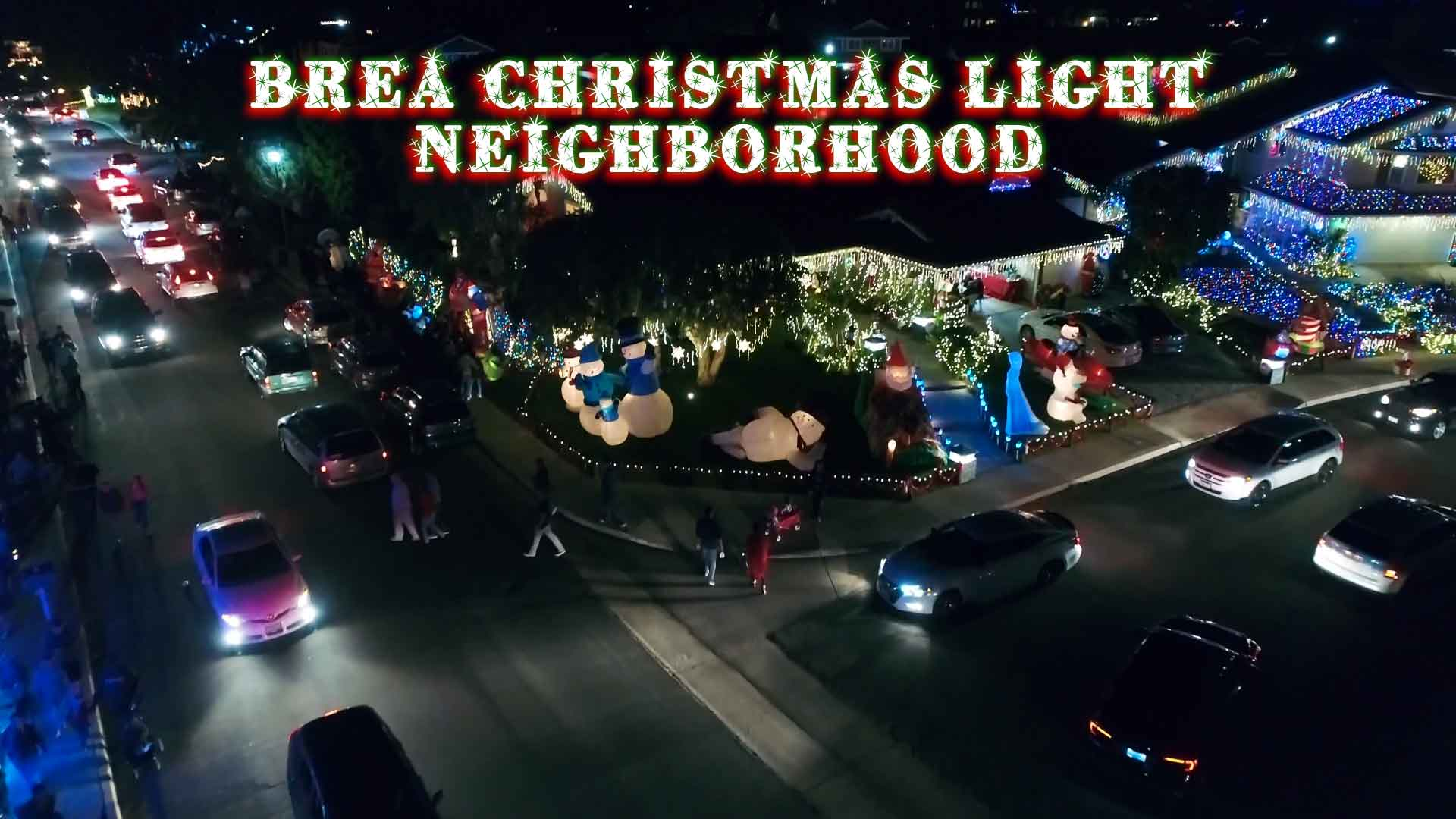 OCDC 2018 Christmas Light Cruise | OCDeLoreans.com