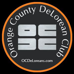 Orange County DeLorean Club | www.OCDeLoreans.com