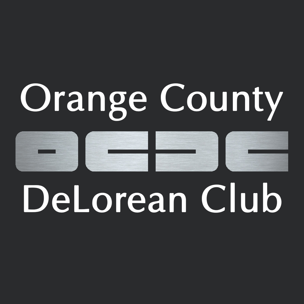 Orange County DeLorean Club