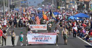 2019 Huntington Beach 4th of July Parade