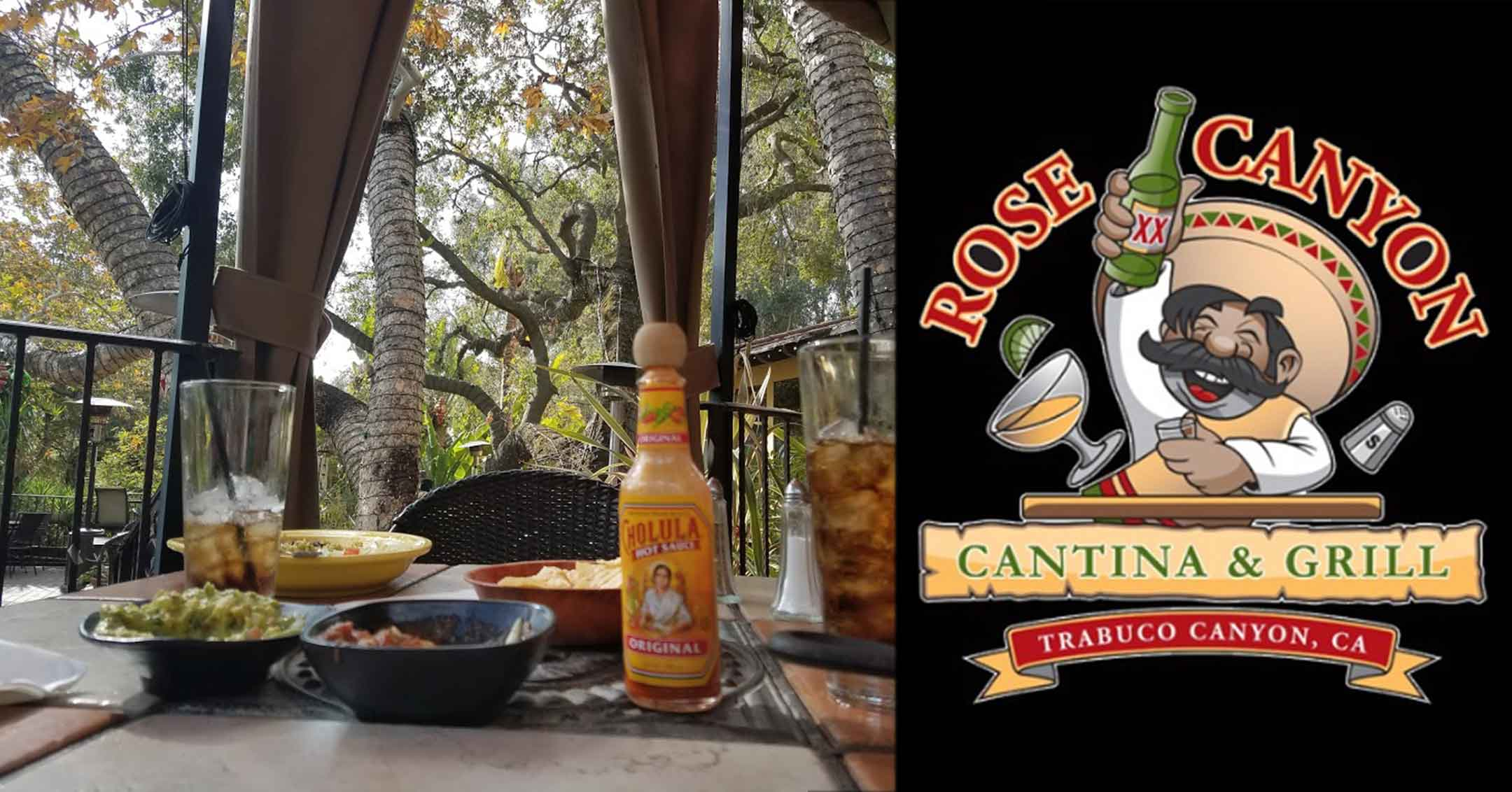 Rose Canyon Cantina & Grill | OCDeLoreans.com